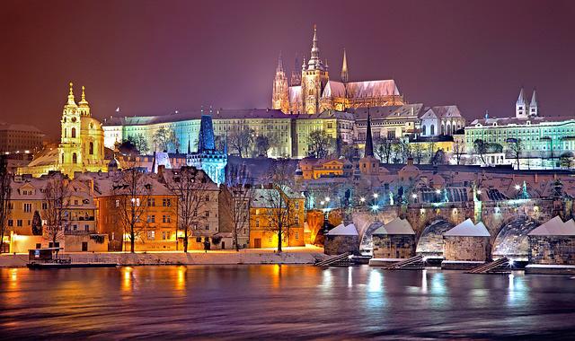 Fakta om Prag - Pragborgen